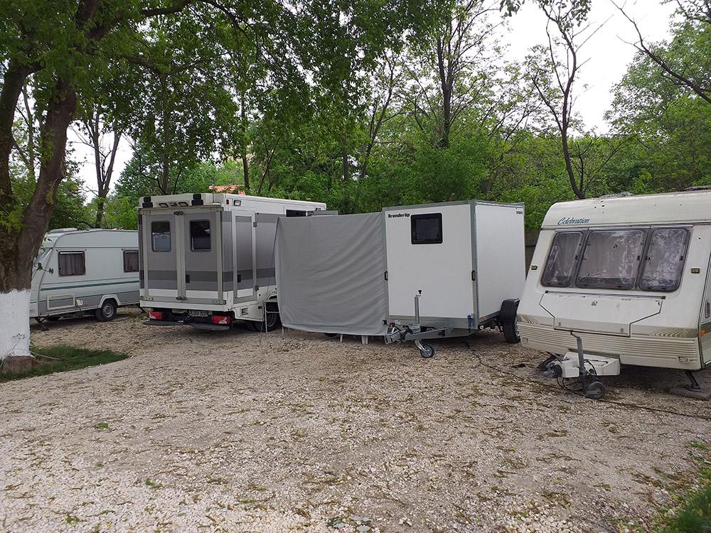 Camping Morovic - Auto kamp Morović